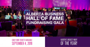 Alberta Business Hall of Fame Gala